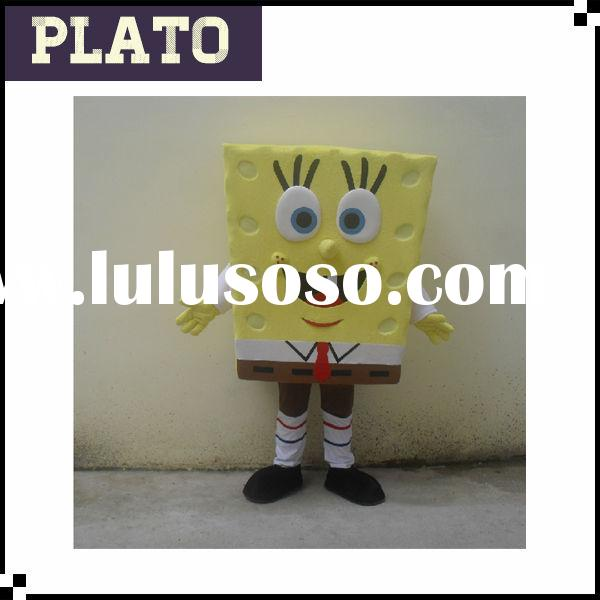 Lovely spongebob mascot costumes for sale