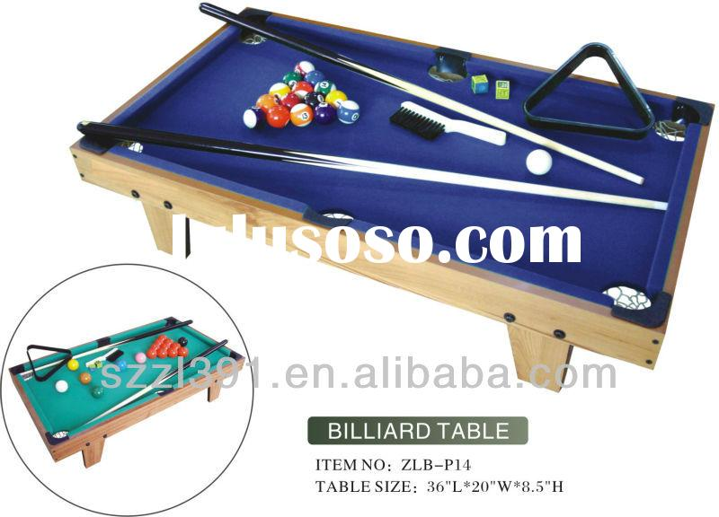 Game table for kids game table for kids manufacturers in for Pool equipment manufacturers
