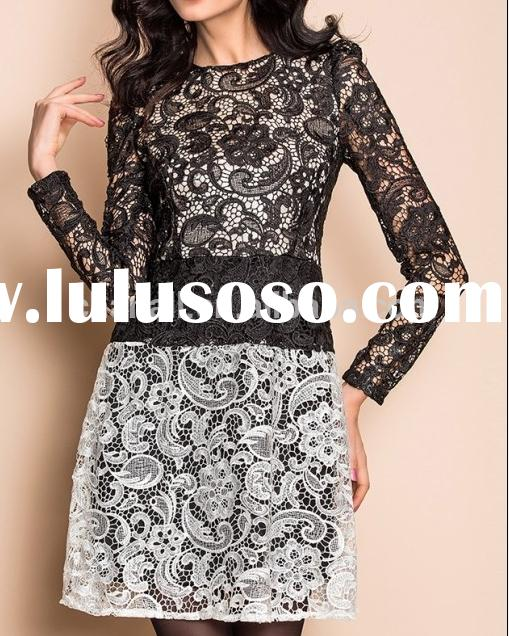 new arrival lace casual dress for women