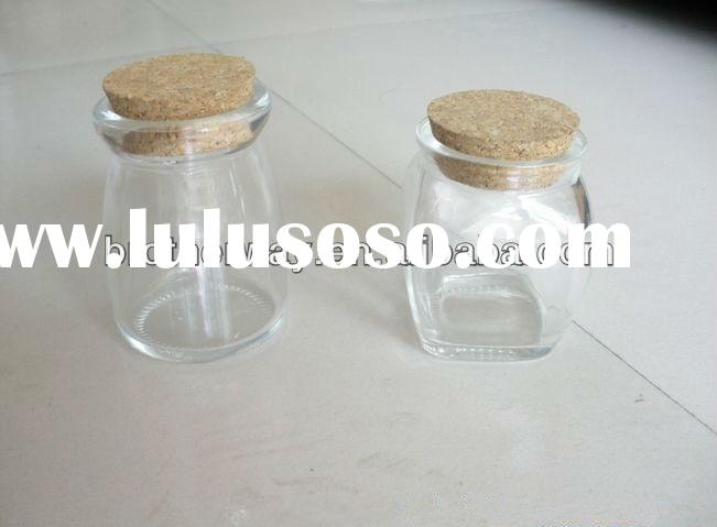 wholesale mini glass jars with cork,small glass jar with corks,mini glass bottle with cork
