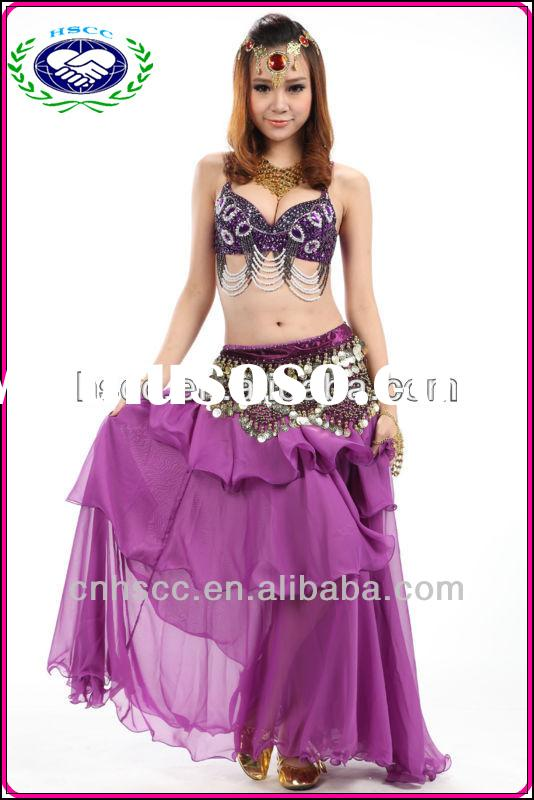 China Wholesale Exotic Prom Dresses Indian Belly dance costumes