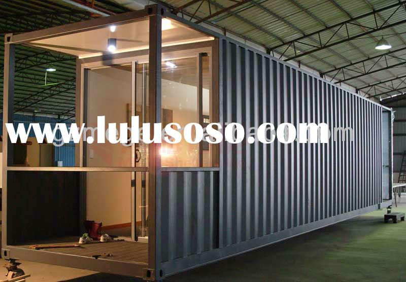 prefabricated dormitory modified sea container