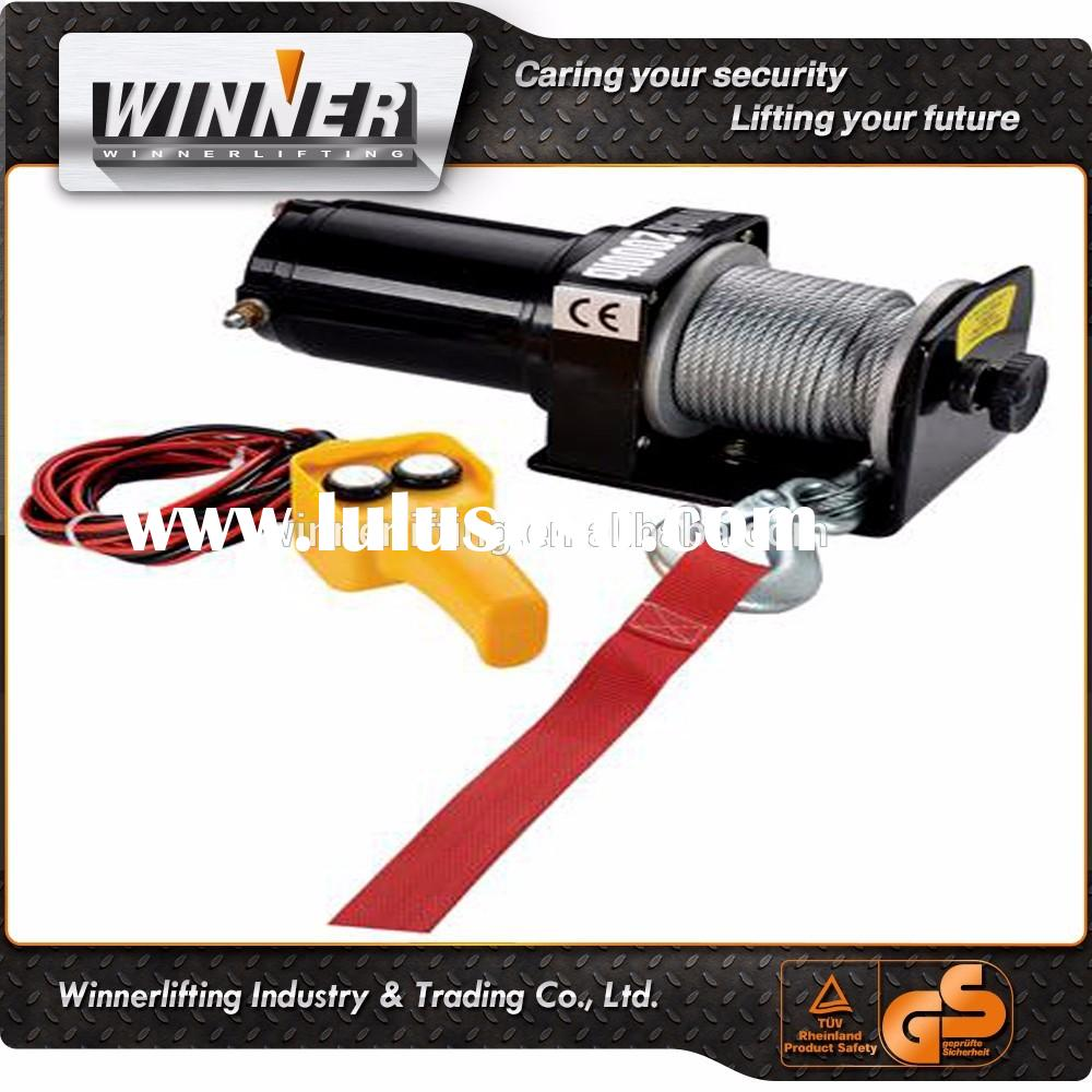 High Performance Small Electric Cable Pulling Winch for Sale