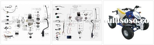 Cougar 110cc Atv Wiring Diagrams  Cougar 110cc Atv Wiring