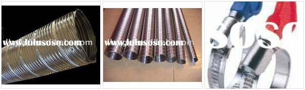 Stainless steel duct manufacturers